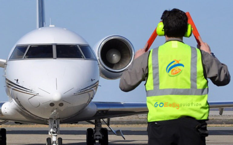 AGENT OF FOREIGN AIRLINES/GROUND HANDLING
